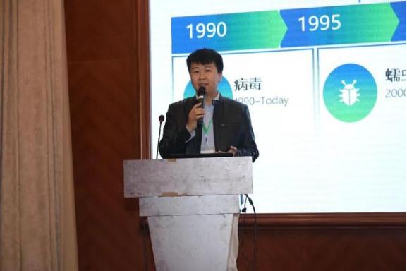 深信服行业解决方案技术总监尤景涛