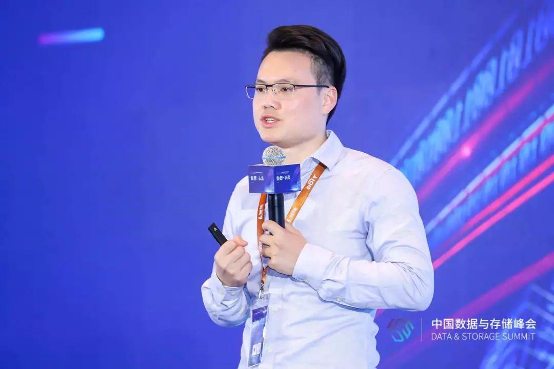深信服新IT业务总经理兼CTO 陈小亮